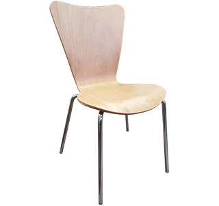 Bindi wooden chair