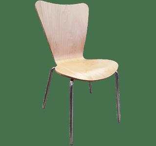 Bindi wooden chair