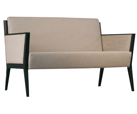 City Hall 2 seat couch
