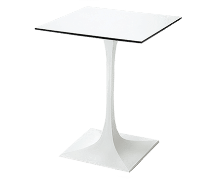 Venus Square Table Base | Titan Furniture