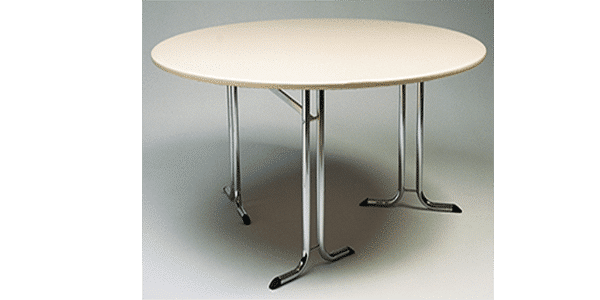 Deluxe Round Folding Table NZ