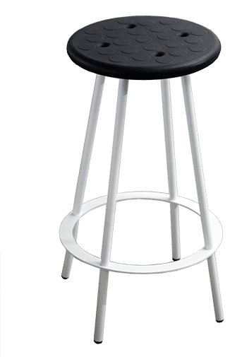 Slice Stool for hospitality seating
