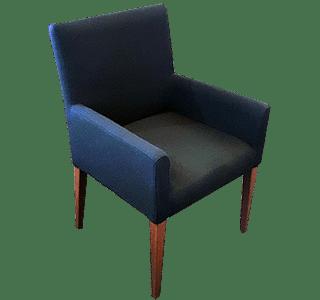 Chicargo | Dining | Commercial | Aluminium | Reupholstered | 4 leg