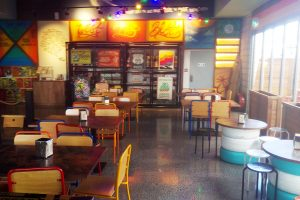 Mexicali Fresh Restaurant Furniture by Titan Furniture