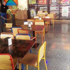 Mexicali Fresh Restaurant Furniture 6
