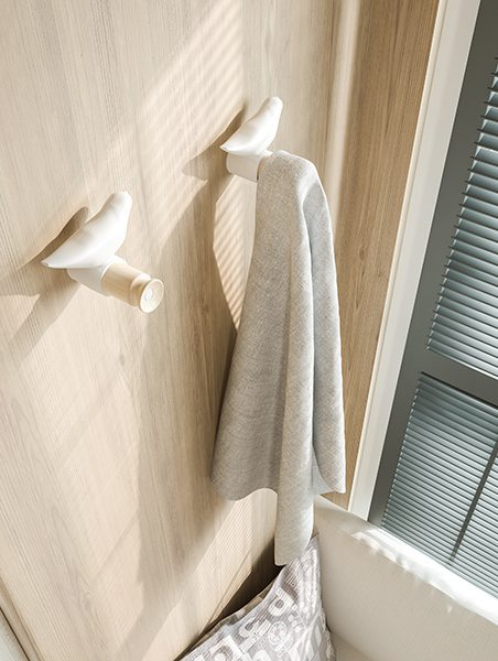 Bird Coat Hanger