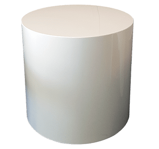 White Tara Ottoman 4540