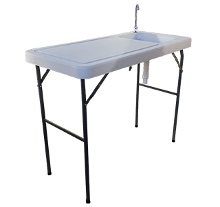 Banquet Fish Folding Table Thumbnail