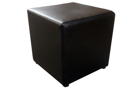 Steve Ottoman 600s Foot Stool Small And Comfortable