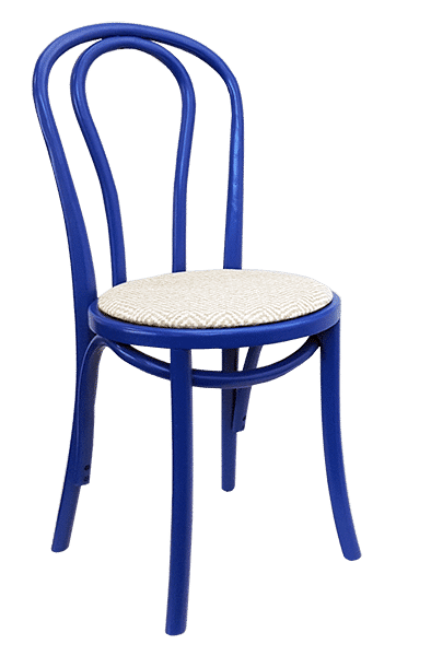 Bentwood Chair Seat Pad Hospitality Restaurant Cafe Titan Furniture