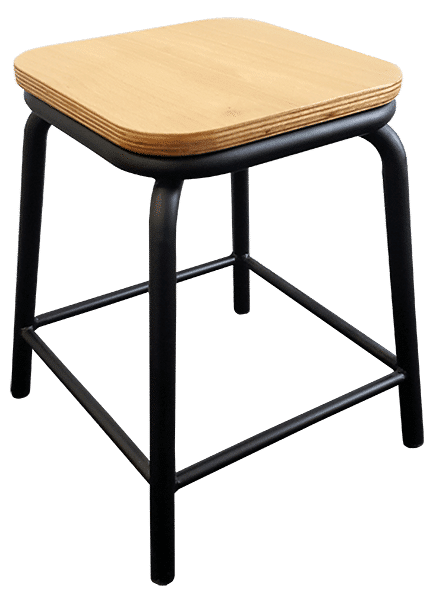 low square bar stools
