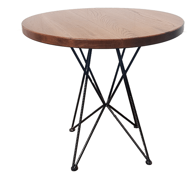 Custom Metal Table Large NZ