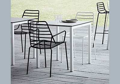 Outdoor Chairs Auckland | Link Chairs
