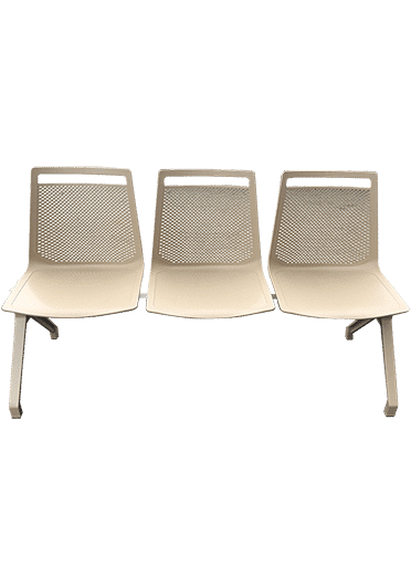 Akami Beam Seating | 3 to 4 Seats Chairs Auckland