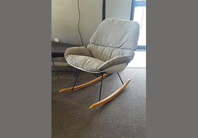 Bay Rocking Chair | Commercial Furniture NZ