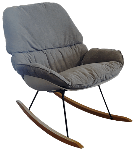 Bay Rocking Chair | Relaxed Cafe Chair