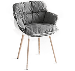 Choppy Chair | wooden legs, chair, dining, modern, new, elegant, contemporary, indoor