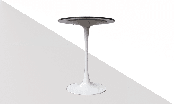 Venus Round Table Base Commercial Furniture Titan