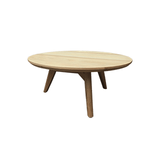 Nordic Low Table | Low Cafe Table