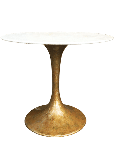 Royal Table Round   Auckland Stone Top Table
