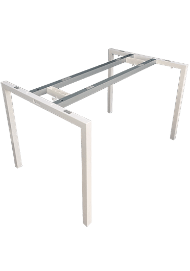 Claro 128 Table Frame L | Office Tables NZ