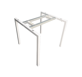 Claro 80 Table Frame | Office Tables NZ