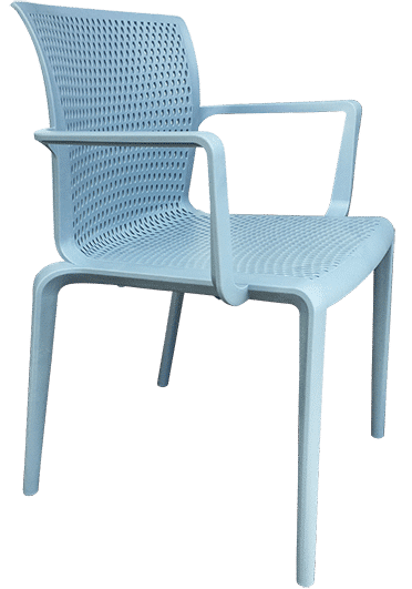 Spyker Chair with Arms | Outdoor Chairs