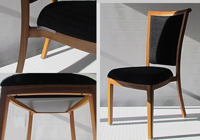 Balmoral Chair | Reupholstered | Hospitality NZ