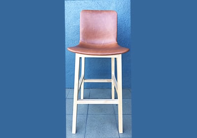 Squazz Stool | Upholstered Stool