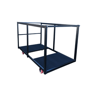 Banquet Trolley for Round folding Tables