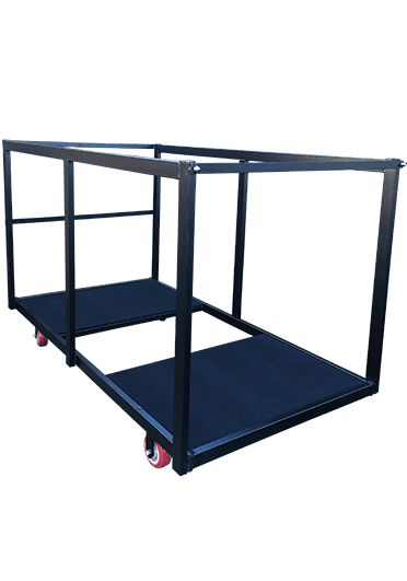 Banquet Trolley for Round Tables | Auckland