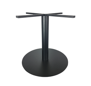 Plate Table Base | Cafe and restaurant table base