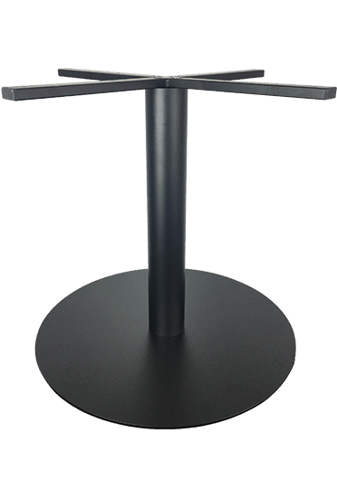 Plate Table Base | hospitality commercial furniture