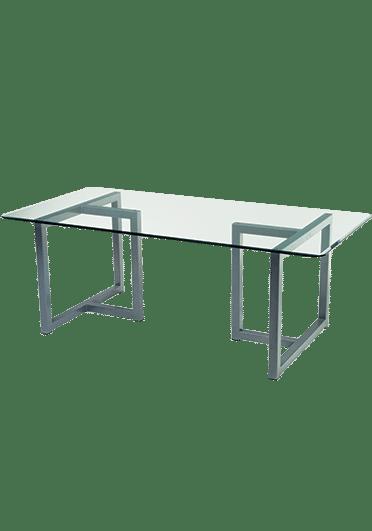 Tee Bar Table Legs | bar table base
