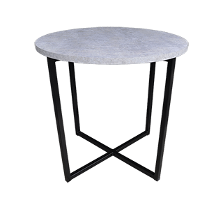 mason coffee table | restaurant and cafe table